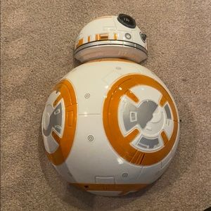 BB-8 3D wall hanging -small light